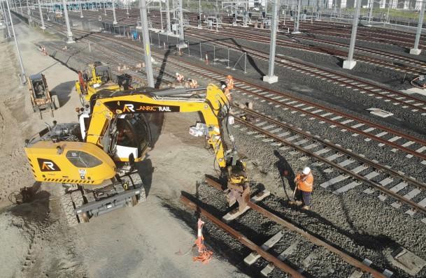 sydney metro train facility